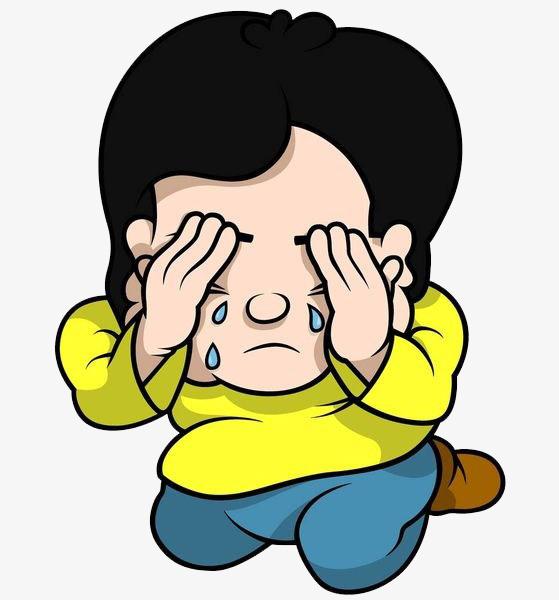 Sad Person Clipart Png.