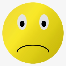 Sadness Smiley Frown Emoticon Drawing.