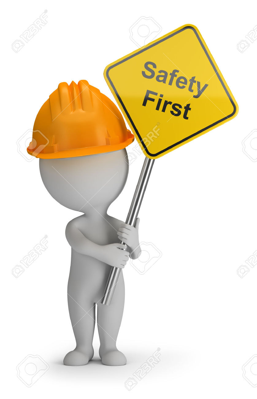 Safety first clipart 10 » Clipart Station.