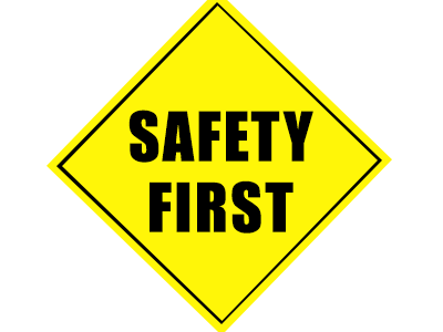 Safety First PNG Clipart #18147.