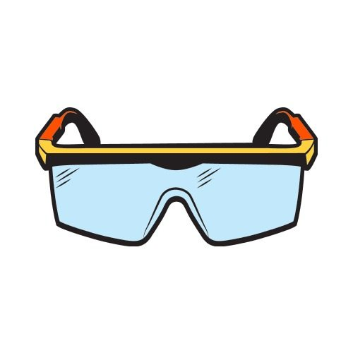 SAFETY GOGGLES C Clip Art Get Started At ThatShirt Cheap Safety.