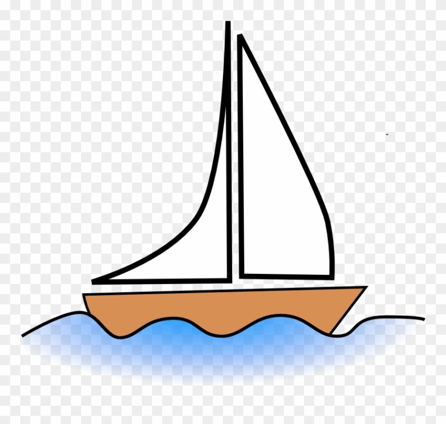 Sailboat Sailing Ship Fishing Vessel Boating.