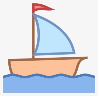 Free Sail Boat Clip Art with No Background.