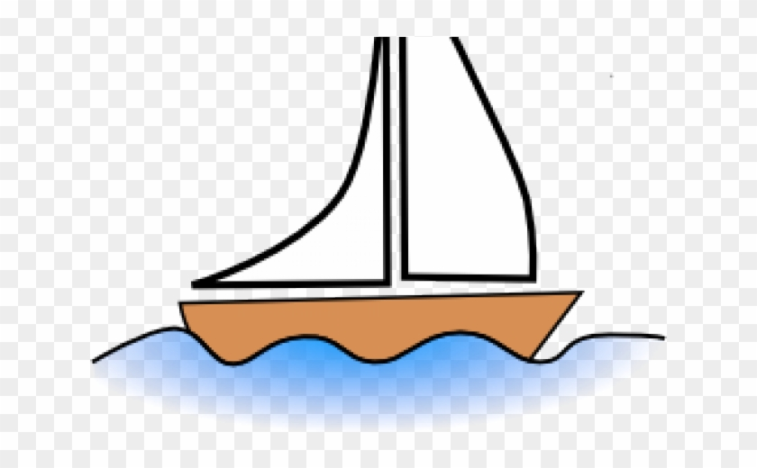 Sailing Boat Clipart Clipper Ship.