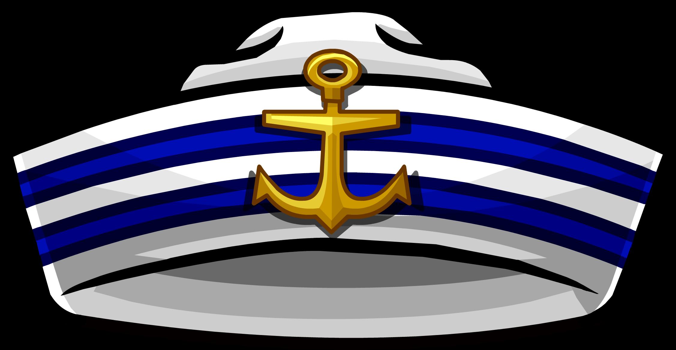Sailor Hat Clipart Png.