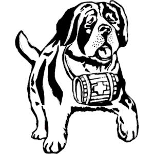 Free St. Bernard Cliparts, Download Free Clip Art, Free Clip.