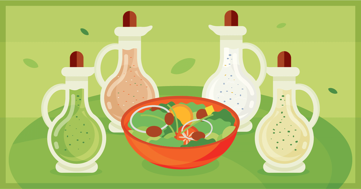 1744 Salad free clipart.