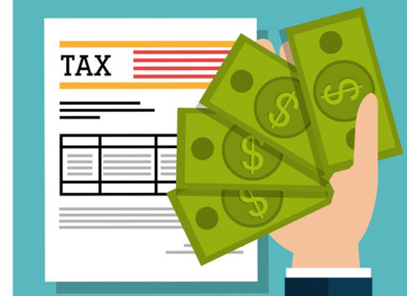 To pay or not to pay? INGOs wrangle over income tax.