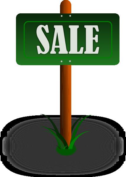Sale Sign Clip Art at Clker.com.