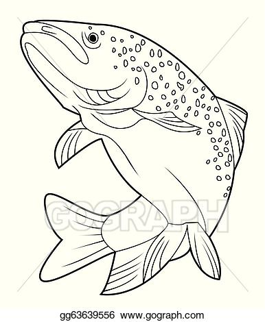 Clipart salmon fish 5 » Clipart Station.
