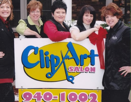 Clip Art Salon 1211 9th Ave Altoona, PA Manicurists.
