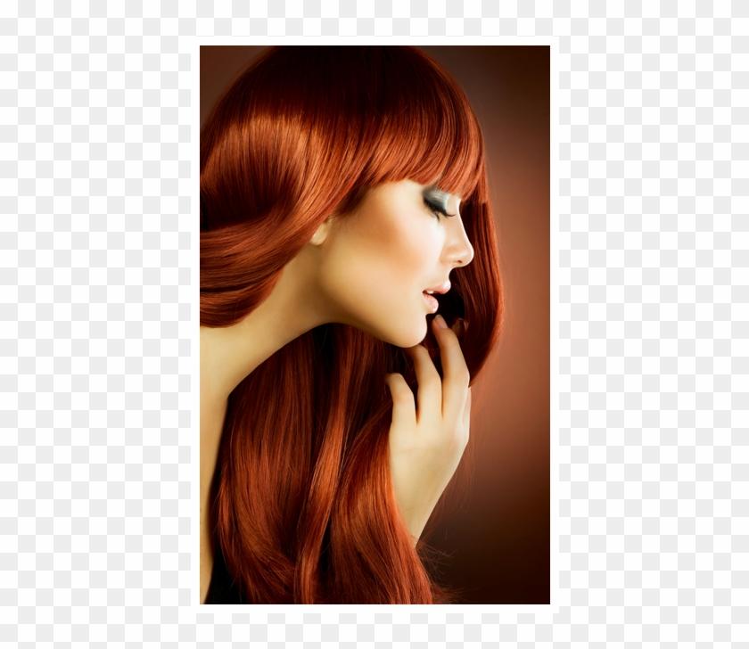 San Diego Hair Salon Model.