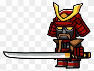 Free PNG Japanese Samurai Clip Art Download.