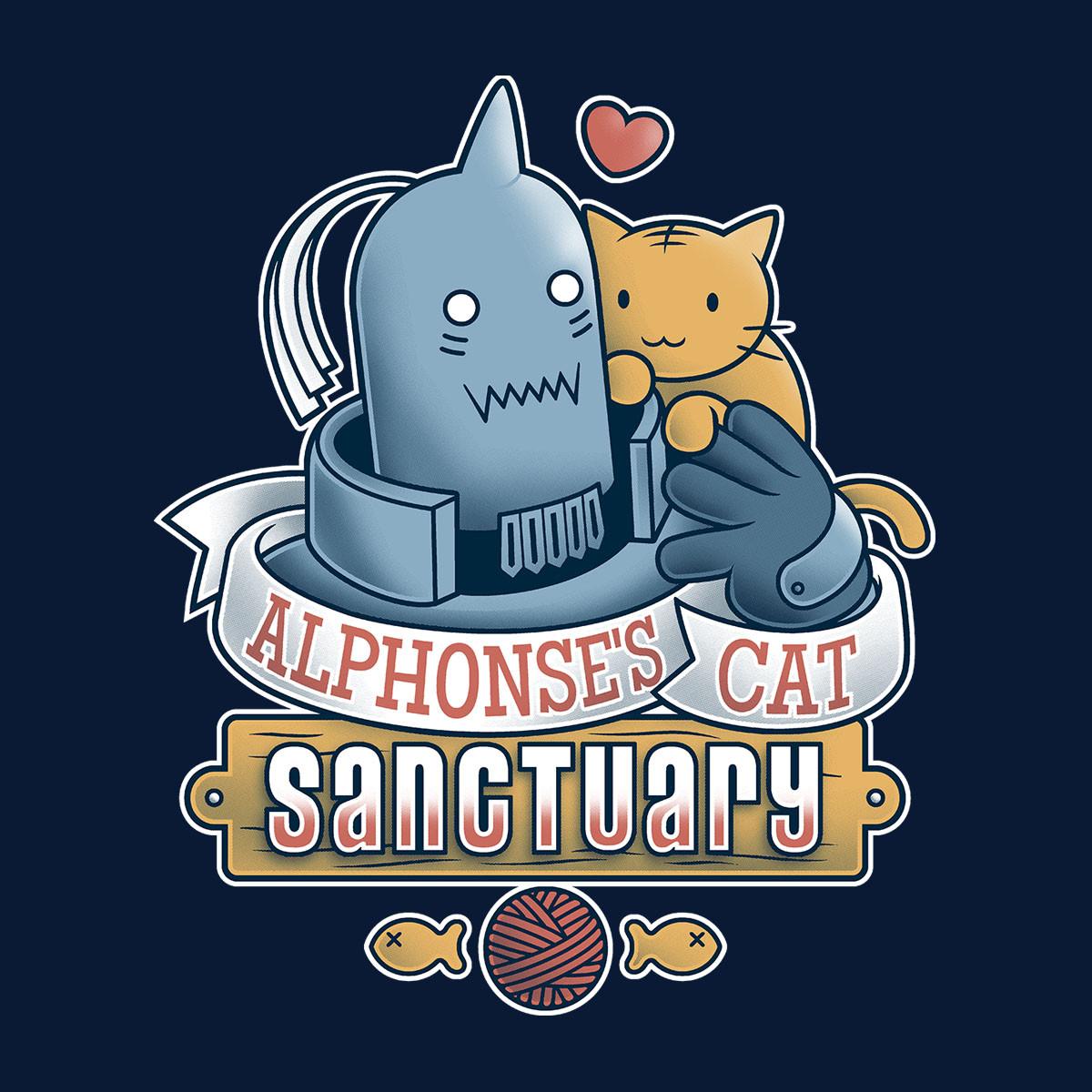 Alphonses Cat Sanctuary Full Metal Alchemist.