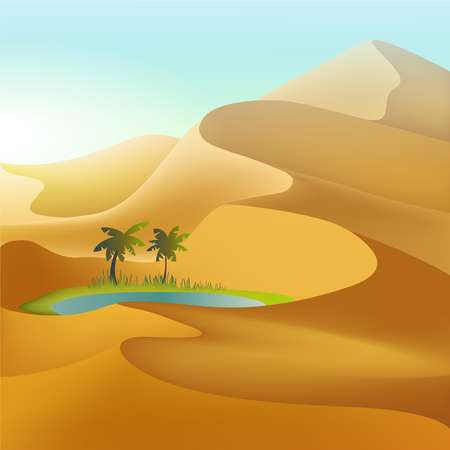 1,261 Sand Dune Hill Stock Illustrations, Cliparts And Royalty Free.