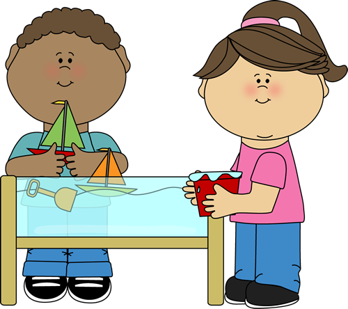 Water Table Clipart.