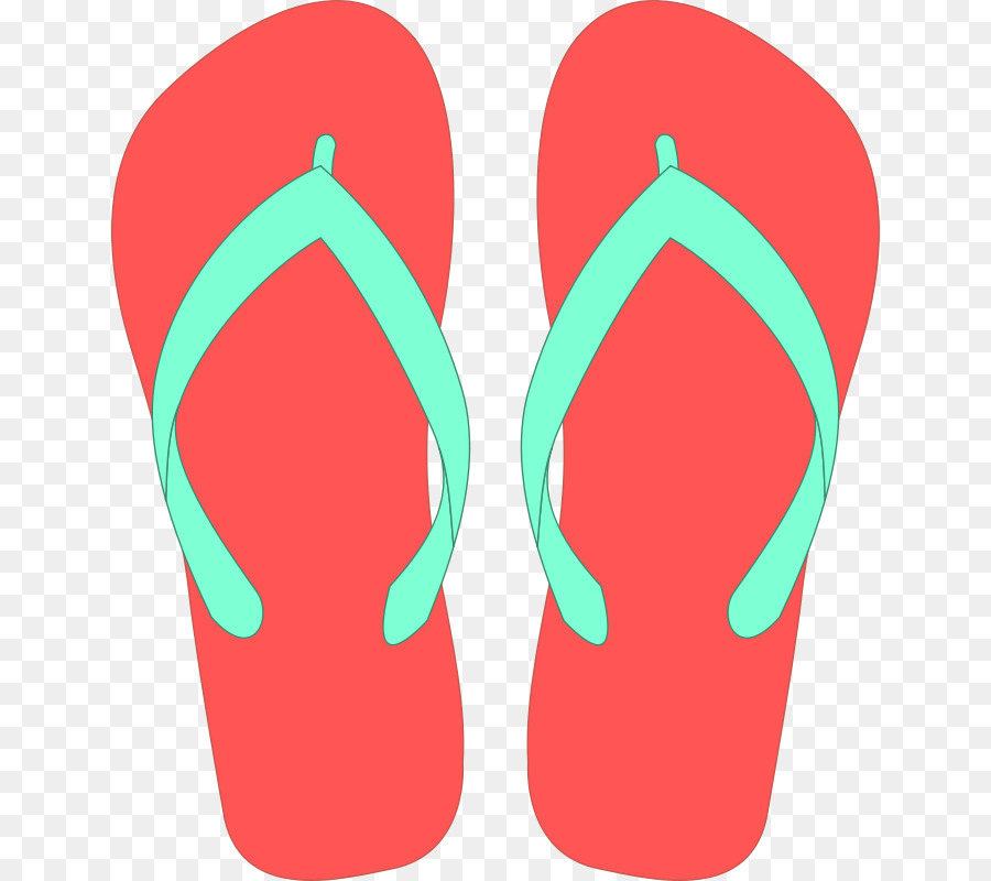 sandals clipart Slipper Flip.