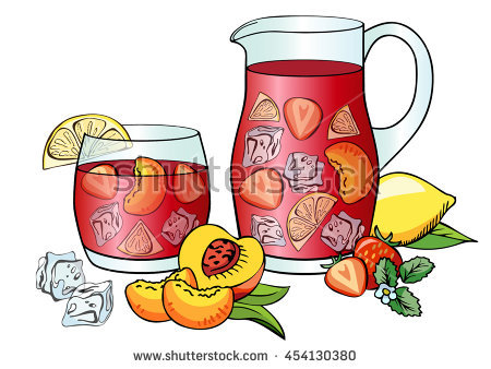 Sangria Clipart (91+ images in Collection) Page 3.