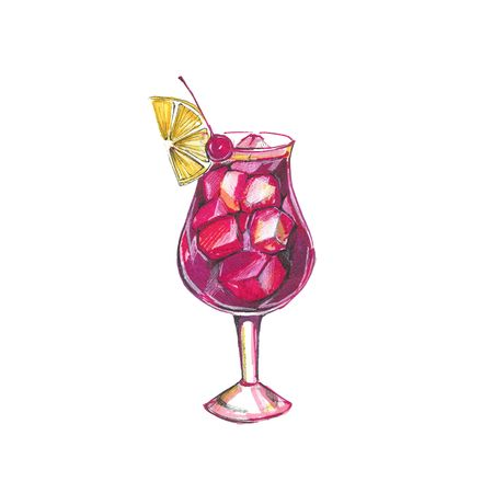990 Sangria Stock Illustrations, Cliparts And Royalty Free Sangria.