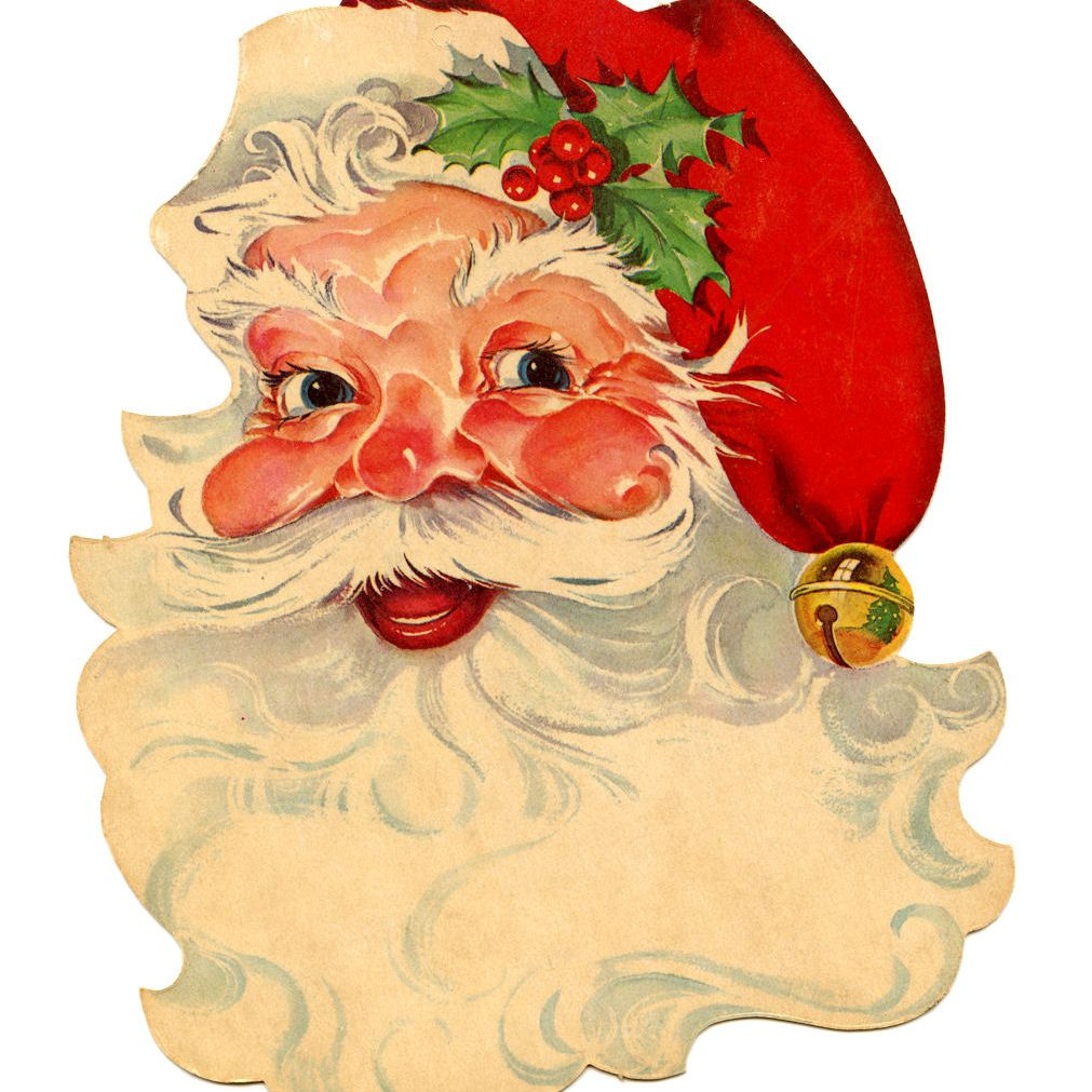 Free Santa Clipart Images for Your Holiday Projects.