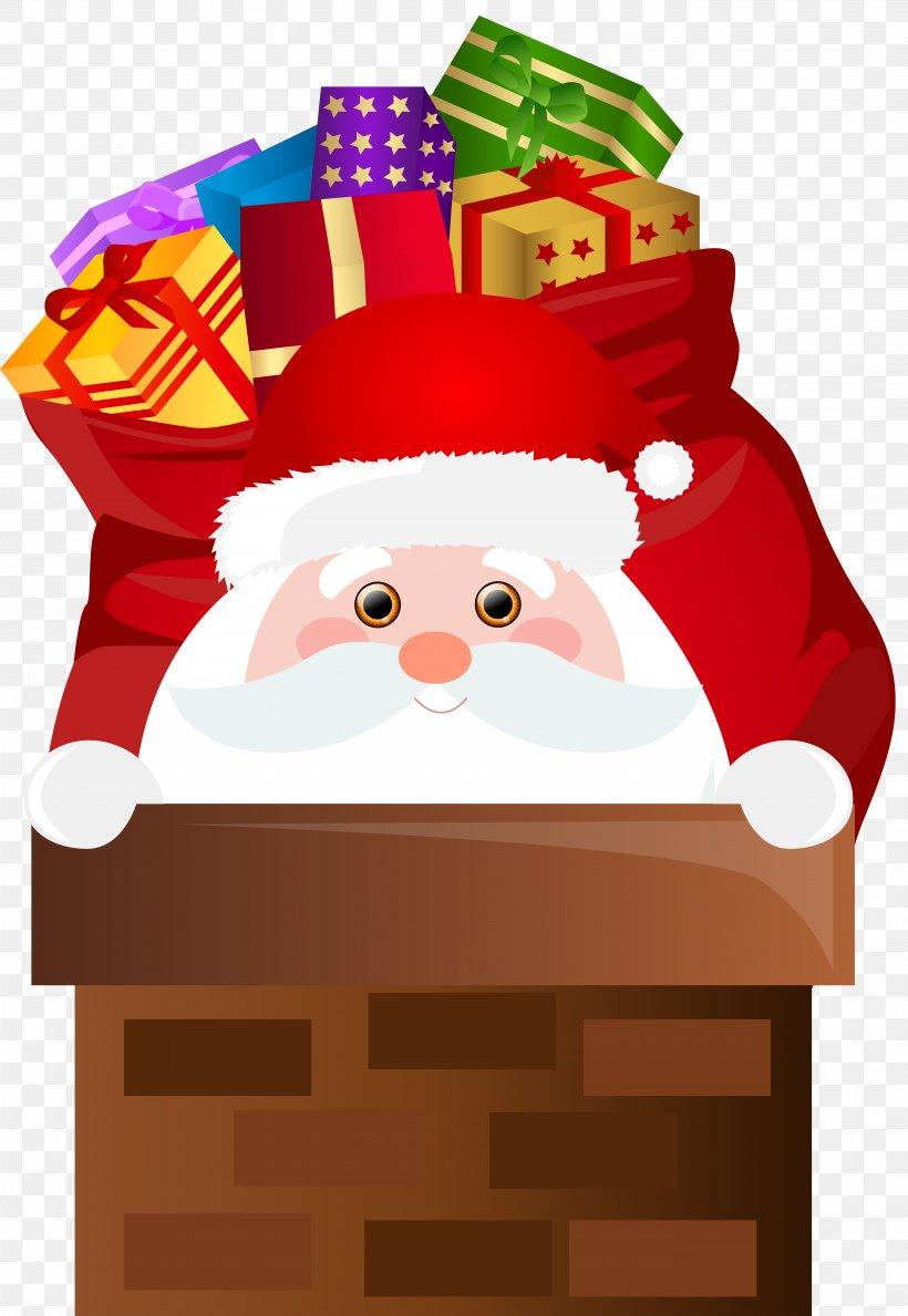 Santa Claus Christmas Clip Art, PNG, 5514x8000px, Santa.
