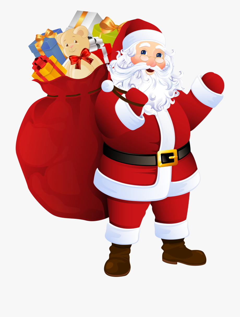 Santa Claus Download Png Clipart.