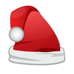 Free to Use & Public Domain Santa Hat Clip Art.