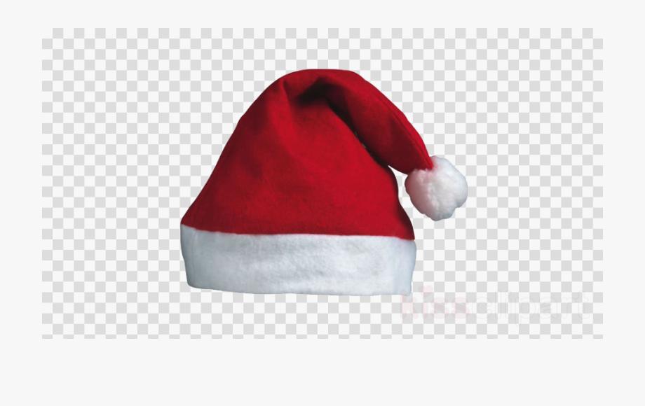 Download Santa Hat Transparent Background Clipart Santa.