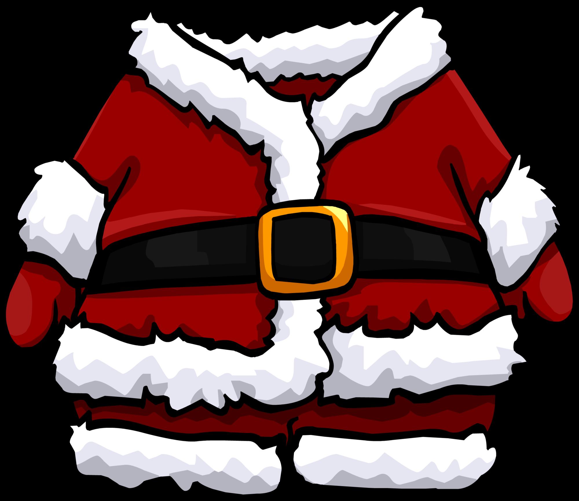 Santa Suit.