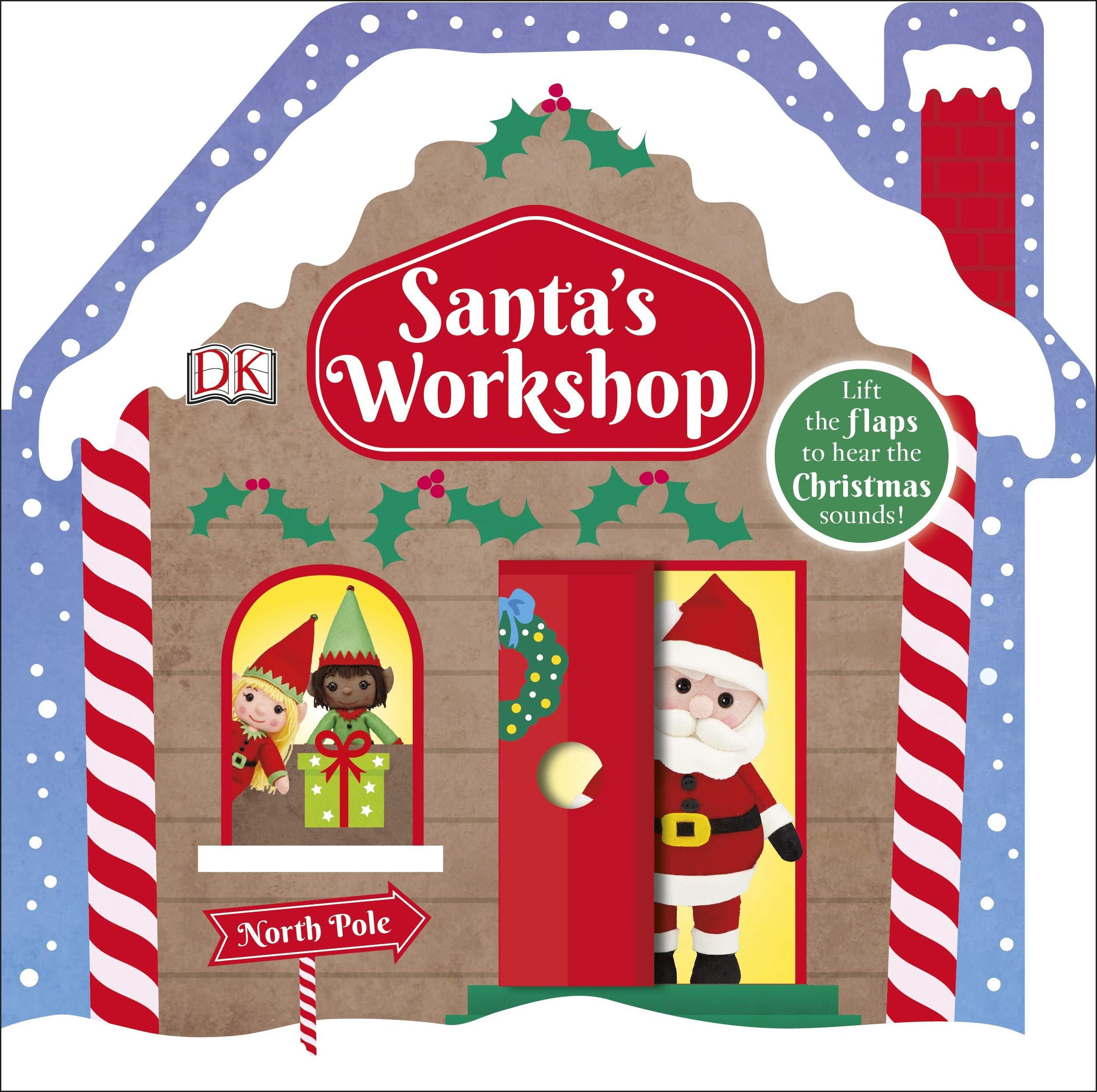 Santa\'s Workshop: Amazon.co.uk: DK: 9780241363270: Books.