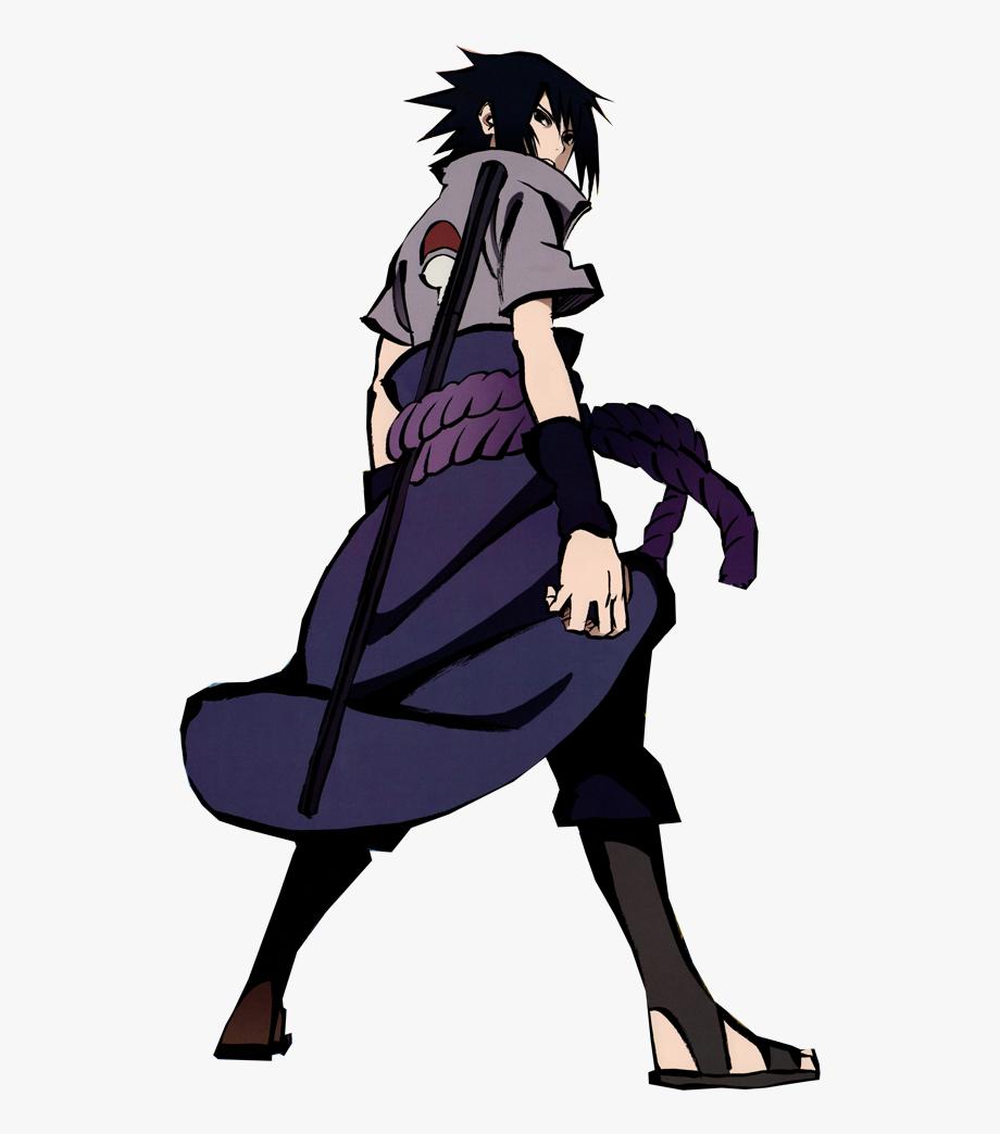 Sasuke Clipart.