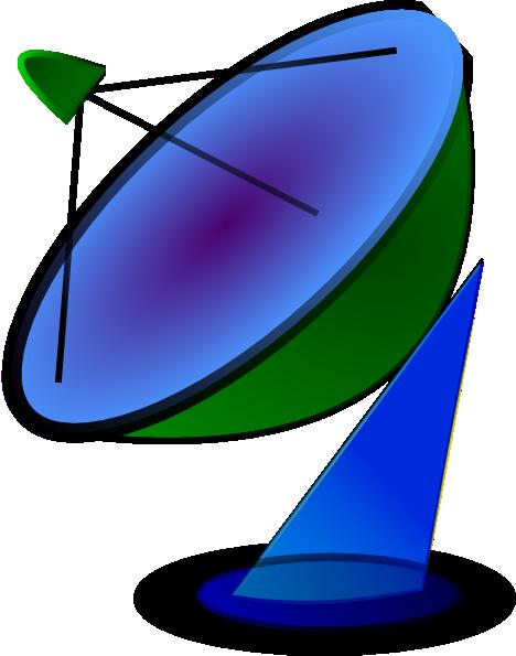 Satellite Dish Clip Art at Clker.com.