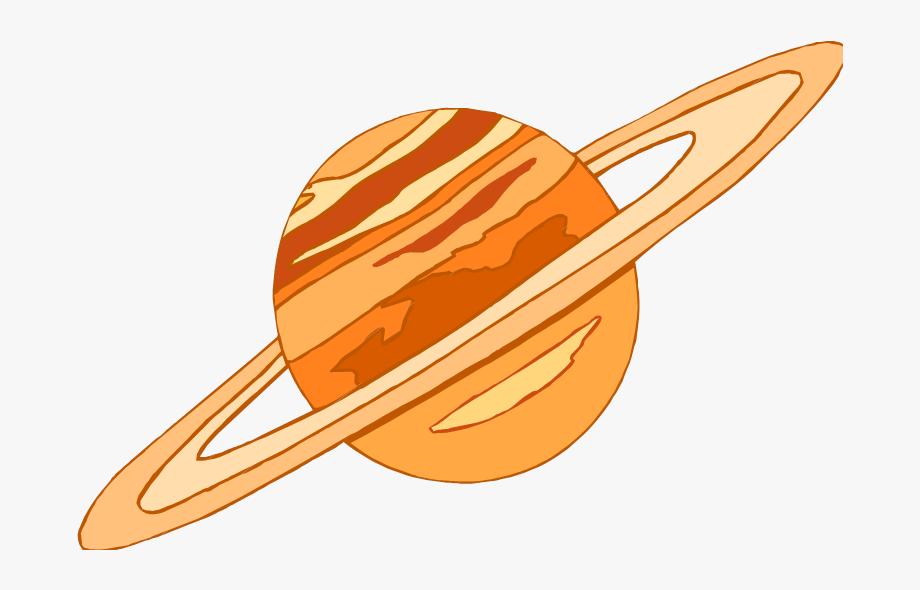 Saturn Clipart Astronomy.