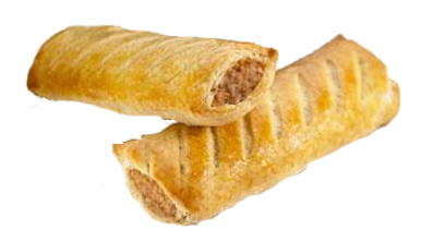 Sausage Roll Transparent PNG.