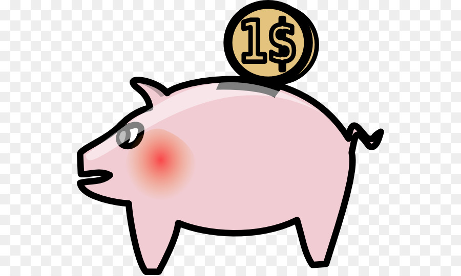 Piggy Banktransparent png image & clipart free download.