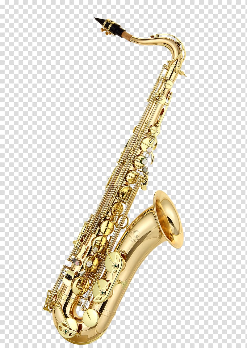 Tenor saxophone Musical Instruments , Trumpet transparent.