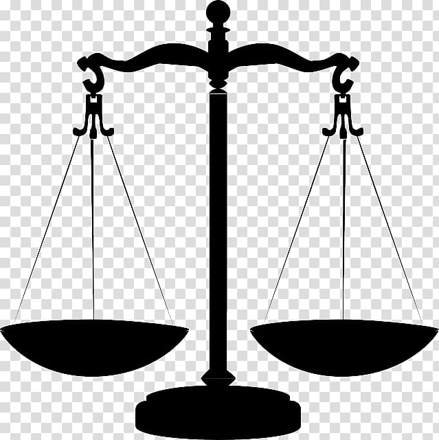 Measuring Scales Lady Justice , others transparent.