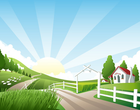 Nature scenery clip art free vector download (222,108 Free.