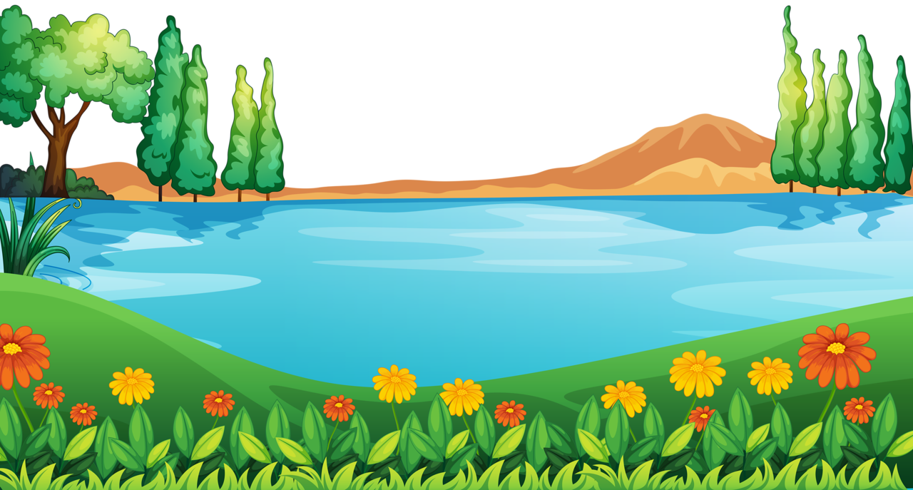 Outdoors clipart scenery background, Outdoors scenery.