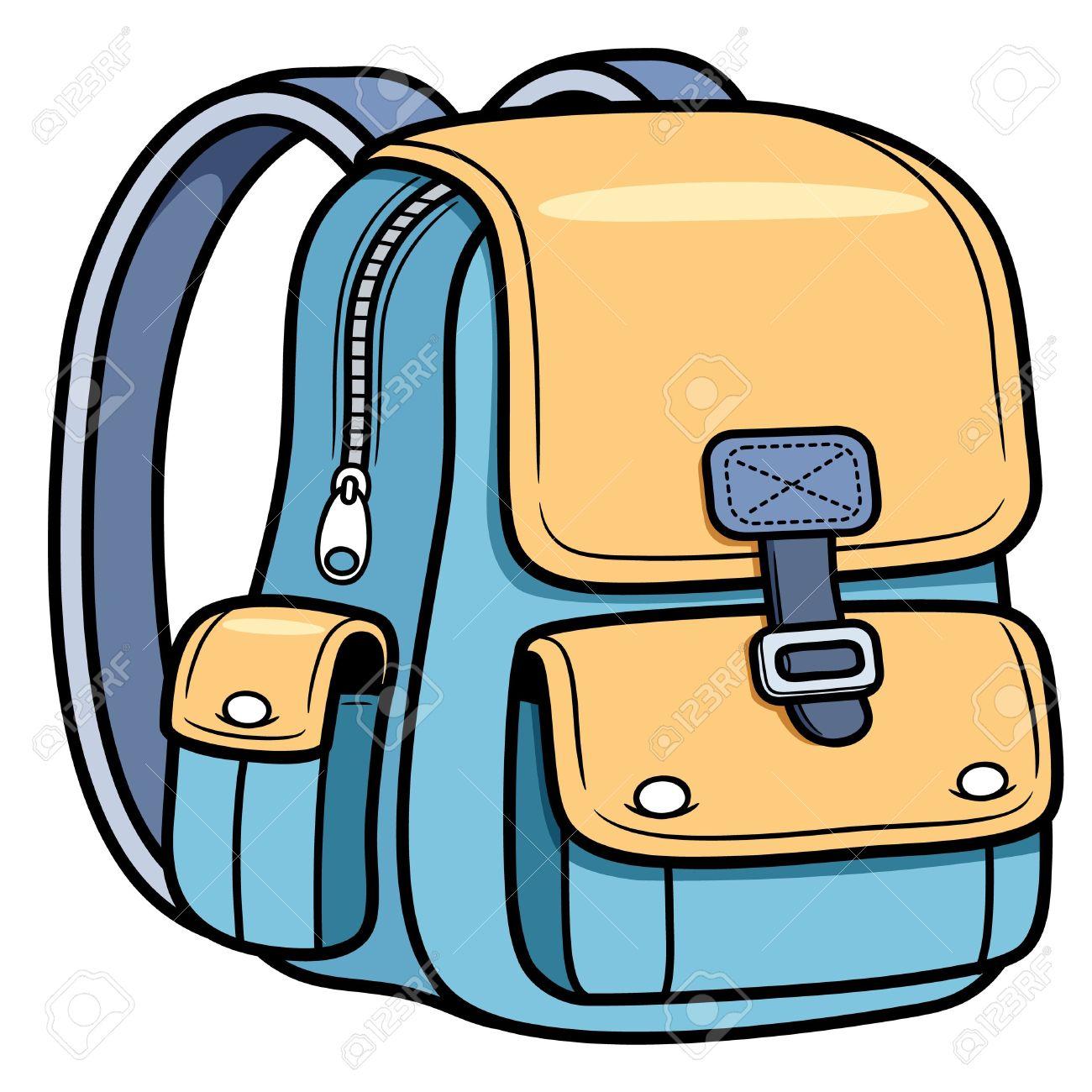 School Bags Drawing at GetDrawings.com.