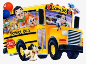 School Bus Clipart Png PNG Images.