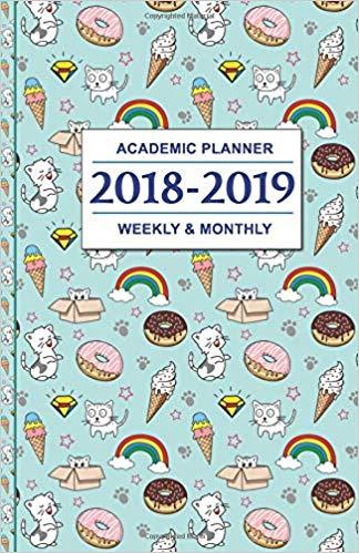 Academic Planner 2018.
