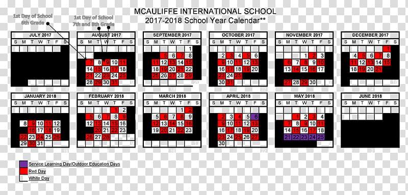 Denver Public Schools Smiley Middle School Calendar 0, 2019.