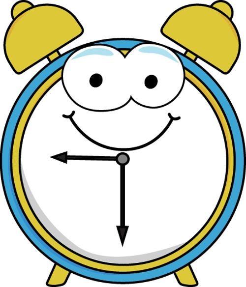 Clock Clip Art to Download.
