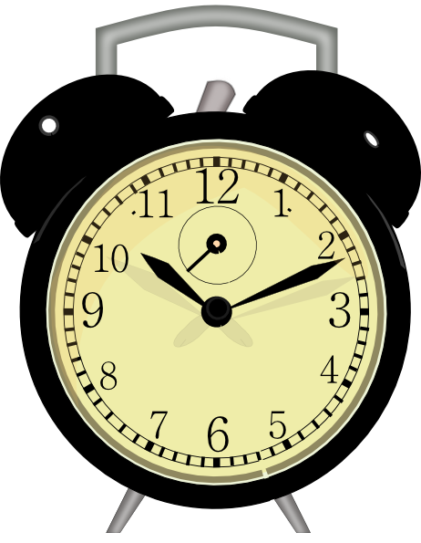 Clock Clip Art at Clker.com.