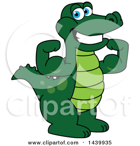 Royalty Free Stock Illustrations of Gators by Toons4Biz Page 1.