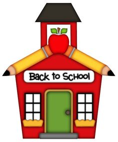 521 School House free clipart.
