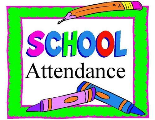 Attendance clipart school register, Attendance school.