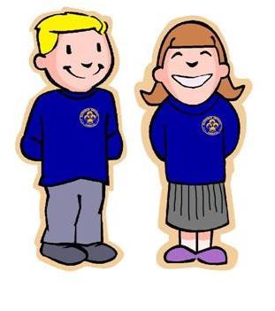 Clipart School Uniform.