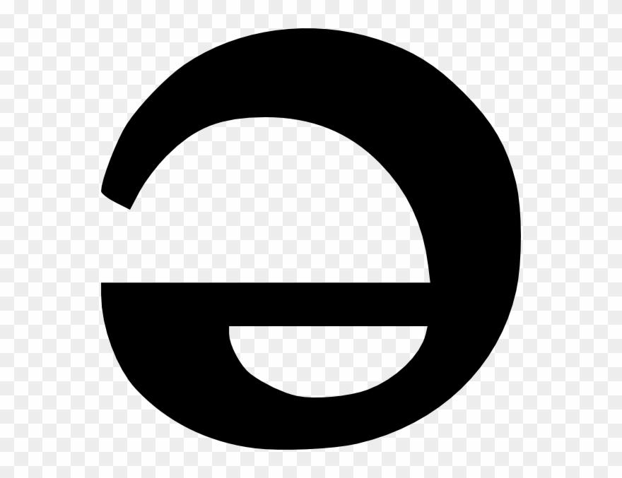 Free Vector Schwa Ipa Symbol Clip Art.